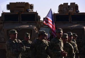 ომი მალე დაიწყება- ამერიკელი სამხედროები