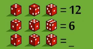 ამოცანა, რომლის ამოხსნა კარგ მათემატიკოსსაც კი გაუჭირდება: თქვენ შეძლებთ?