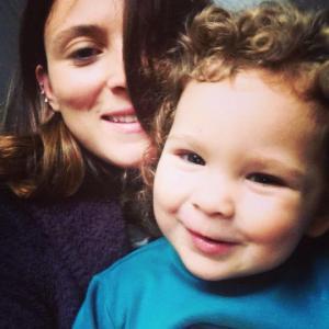"""""""გუშინ ჩემს 3 წლის შვილთან ერთად ლიფტში გავიჭედე"""" - სალომე გოგიჩაიშვილი"""