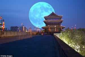 ჩინეთს კოსმოსში გაშვებული ხელოვნური მთვარე გაანათებს