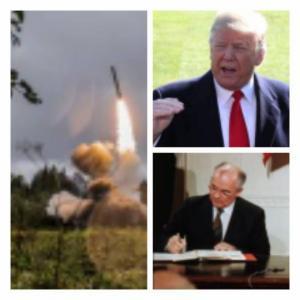 """დონალდ ტრამპი: """"აშშ აძლიერებს ბირთვულ არსენალს"""""""