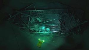 შავი ზღის ფსკერზე კაცობრიობის ისტორიაში ყველაზე უძველესი ჩაძირული ხომალდი აღმოაჩინეს