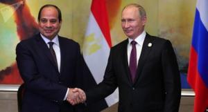 რუსეთმა ეგვიპტეს $25 მლრდ.-იანი კრედიტი გამოუყო