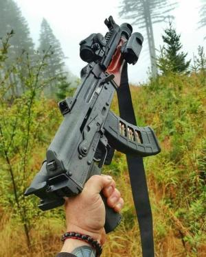 მოდიფიცირებული თანამედროვე იარაღები