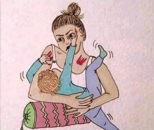 გაინტერესებთ რა სირთულეებთან ასოცირდება დედობა? იხილეთ სახალისო ილუსტრაციები