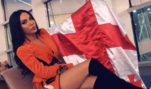 """კესარია აბრამიძე ბარსელონაში """"მის ტრანსის"""" კონკურსზე გაემგზავრა (+ფოტო,ვიდე)"""