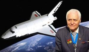 """ქართველებს წლების მანძილზე გვიმალავდნენ, რომ პირველი საბჭოთა რაკეტმზიდი კოსმოსური თვითმფრინავი """"ბურანის"""" შემქმნელი ქართველი იყო"""