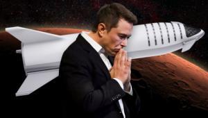 ილონ მასკი მარსზე გარდაცვალებაზე ალაპარაკდა