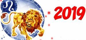 რას უმზადებს 2019 წელი ლომის ზოდიაქოს ნიშნის ქვეშ დაბადებულ ადამიანებს?