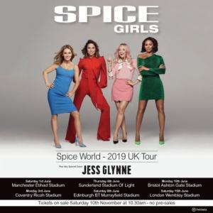 Spice Girls-ი მსოფლიო ტურნეში მიემგზავრება ვიქტორიას გარეშე