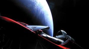 კოსმოსში გაშვებულმა ილონ მასკის  ელექტრომობილმა მარსს მიაღწია