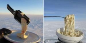 როგორია საკვების მომზადება -70 გრადუსზე - ანტარქტიდა