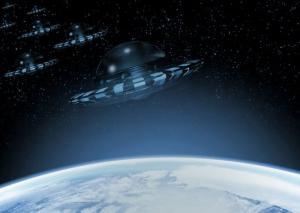 მსხვილი ავიახაზების პილოტებმა ცაში უცხოპლანეტელთა ხომალდი შენიშნეს