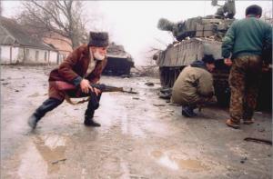 ჩეჩნეთმა ერთხელ უკვე დაამსხვრია მითი რუსეთის უძლეველობის