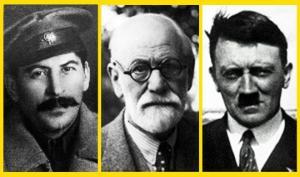 რა აკავშირებდა ერთმანეთთან სტალინს, ჰიტლერს და ფროიდს?