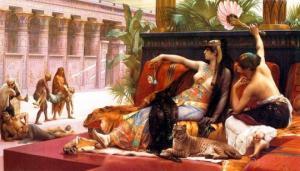 კლეოპატრა VII - 5 სიმართლე ეგვიპტელი დედოფლის შესახებ!