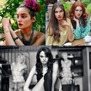 სილამაზე ქართულად: 8 წარმატებული და ახალგაზრდა მოდელი
