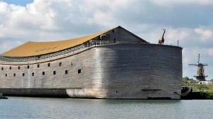 ჰოლანდიელი დურგალი  ნოეს კიდობანით წმინდა მიწაზე მოგზაურობას აპირებს