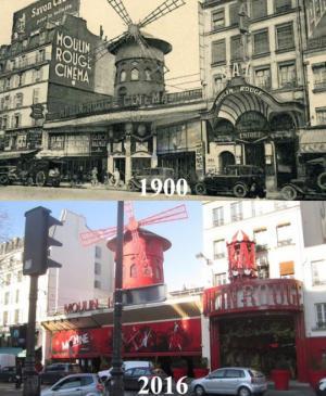 როგორ შეიცვალა წლების გასვლის შემდეგ ქალაქები: ადრე და ეხლა