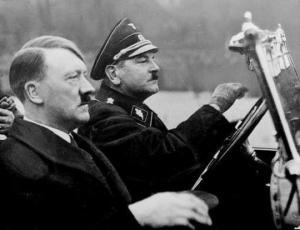 ვინ იყო ჰიტლერის პირადი მძღოლი და მეგობარი