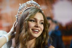 """ულამაზესი """"მისს რუსეთი""""  ჩუვაშეთიდან- 18 წლის იულია პოლიჩიხინა"""