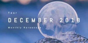 2018 წლის დეკემბრის ასტროლოგიური პროგნოზი, ზოდიაქოს ყველა ნიშნისთვის