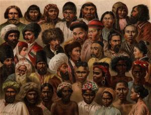 ადამიანის ჰაპლოჯგუფები - სრული სია მამაკაცის ხაზით - Y ქრომოსომის მიხედვით