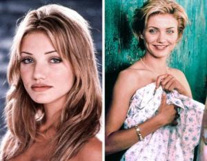 90-იანი წლების ცნობილი ლამაზმანები ფოტოშოპის და მაკიაჟის გარეშე