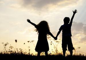 უფალს მადლობა უნდა შევწიროთ რომ ჩვენი სულის დამცველებად მეგობრები მოგვივლინა