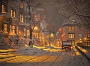 კანადელი მხატვრის ფოტოები, რომლებიც ისეთი თბილია, როგორც ცხელი შოკოლადი