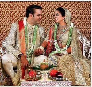 ინდოელმა მილიარდერმა  თავის შვილის ქორწილში 100 მილიონი დახარჯა
