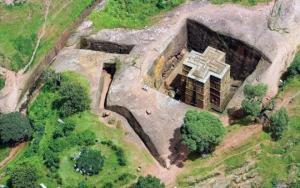 ლალიბელას კლდის ტაძრები