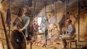 5000 წლის წინანდელი ნამოსახლარი ასპინძაში