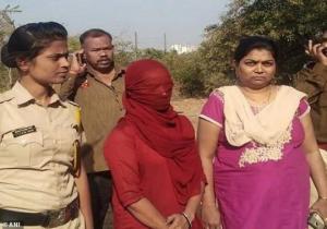 ინდოეთში ქალმა თავხედ კაცს,რომელიც მოსვენებას არ აძლევდა, პენისი მოაჭრა