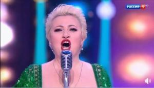 თეონა კონტრიძემ რუსეთში საახალწლო კონცერტზე იმღერა (ვიდეო)
