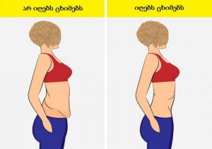 8 ნიშანი, რომ თქვენს ორგანიზმს ცხიმი სჭირდება