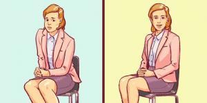 8 პოზა,რომელთა გამოც გასაუბრებაზე ცუდ შთაბეჭდილებას ვახდენთ