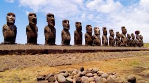 მეცნიერებმა აღდგომის კუნძულის ქვის ქანდაკებების დანიშნულება გაარკვიეს