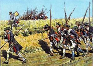 ჯენტლმენური ფაქტი ისტორიიდან. რა მოხდა, როდესაც ფრანგი და ინგლისელი ჯარისკაცები ნისლში შემთხვევით ერთმანეთს შეეჩეხნენ?