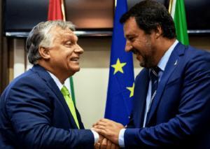 """""""ევროკავშირში ორი ცივილიზაცია იქნება"""" - იტალია-უნგრეთი გერმანია-საფრანგეთის წინააღმდეგ?"""
