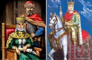 თამარ მეფის წარმოთქმული სიტყვა მეფედ კურთხევისას