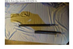 პატიმრების მიერ დამზადებული ხელნაკეთი იარაღები (ნაწილი 2)