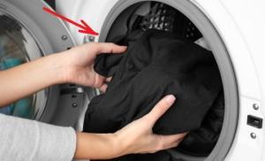 როგორ გავრეცხოთ შავი ტანსაცმელი ისე, რომ ფერი არ დაკარგოს