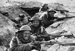 ინგლისელების ესთეტურობა მეორე მსოფლიო ომში
