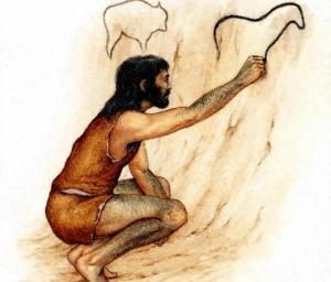 ღმერთმა შექმნა ვირი,ძაღლი,მაიმუნი, ადამიანი და უთხრა...
