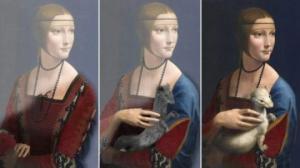 ლეონარდო და ვინჩის ნახატებში დამალული საიდუმლო