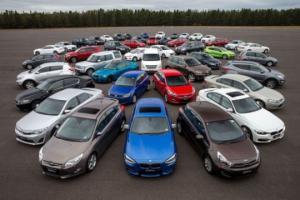 დასახელდა ავტომობილების ყველაზე პოპულარული ფერები