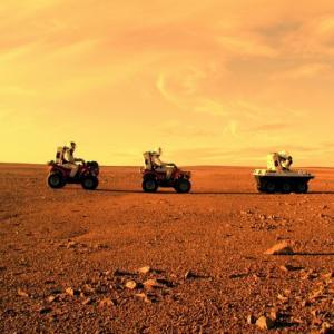 მარსზე სიცოცხლე შესაძლოა მის სიღრმეში არსებობდეს