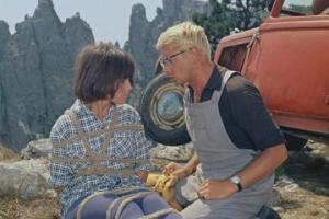 """როგორ გადაიღეს ყველასთვის საყვარელი კომედია """"კავკასიელი ტყვე ქალი"""""""