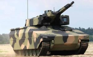 რუსეთის თავდაცვის სამინისტრომ მაღალი შეფასება მისცა ახალ გერმანულ ქვეითთა საბრძოლო მანქანას